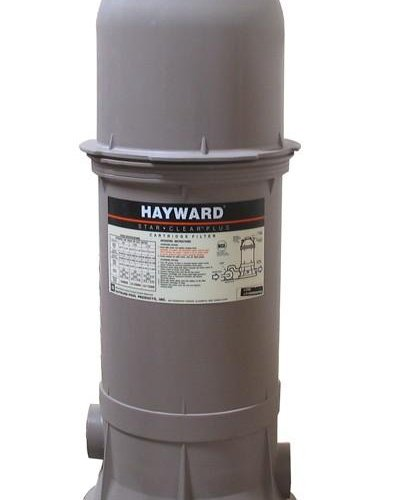 how to clean my hayward pool filter